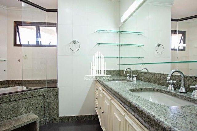Apartamento para locação de 247m², 4 dormitórios em Moema - Foto 15