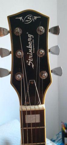 Vendo Guitarra Strinberg Les Paul - Foto 4