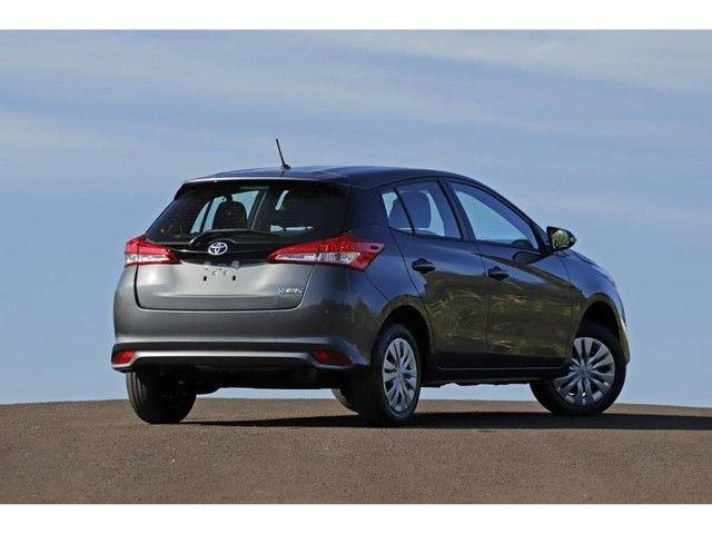Toyota Yaris HATCH XL LIVE 1.3 FLEX AUT. - Foto 4