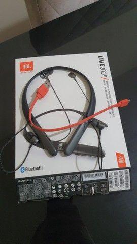 Fone Bluetooth jbl live 200bt - Foto 4