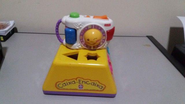 Brinquedos Fisher Price - Foto 3