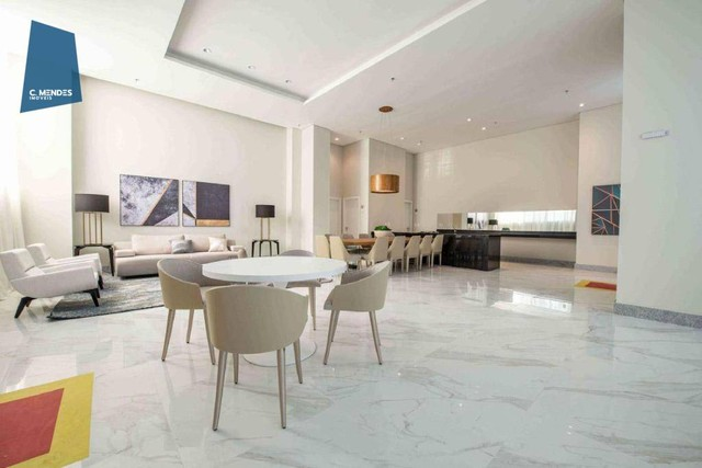 Apartamento Duplex com 3 dormitórios à venda, 172 m² por R$ 1.972.641,00 - Guararapes - Fo - Foto 5