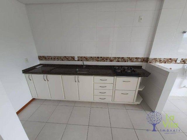 Apartamento com 02 dormitórios (sendo 01 suíte) com 02 vagas individuais de garagem Edifíc - Foto 19