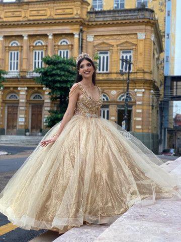 Coleção de vestido de debutante 2021 - 15 anos  - Foto 3