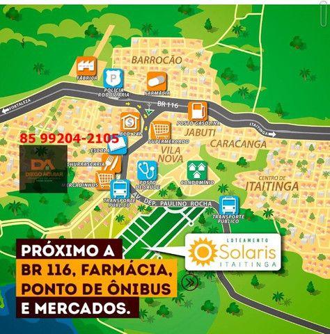 Loteamento Solaris em Itaitinga-Gererau %¨&*( - Foto 10
