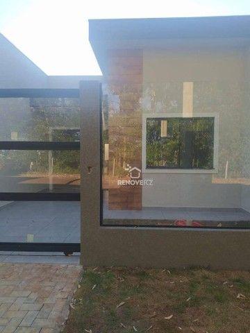 Casa com 1 dormitório à venda, 61 m² por R$ 210.000,00 - Loteamento Villa Floratta - Foz d - Foto 2