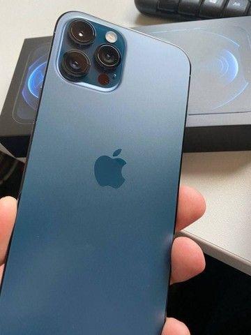 Iphone 12 Pro Max Novo Na Caixa - Foto 4