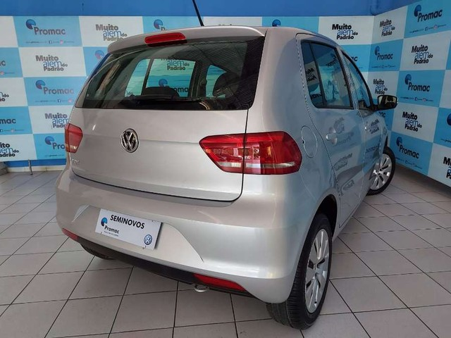 Volkswagen Fox Trendline 1.0 Flex 8V 5p - Foto 3