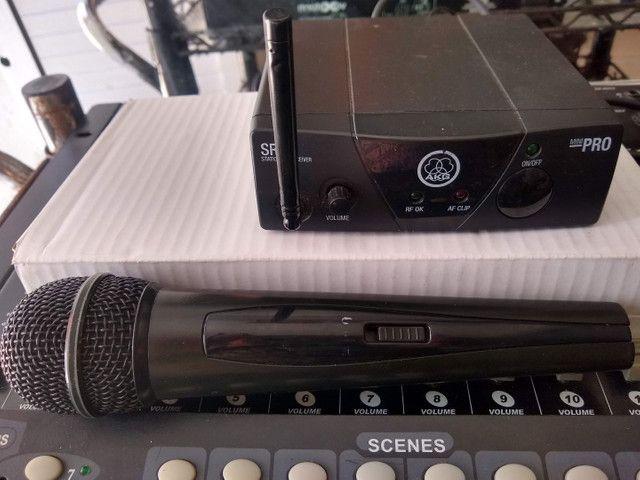 Microfone sem Fio AKG SR 40 - Foto 6
