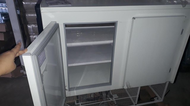 Balcão refrigerado novo - Foto 2