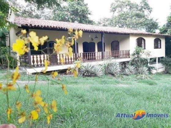 Casa à venda 3 quartos com excelente terreno, Condado de Maricá, Maricá RJ.
