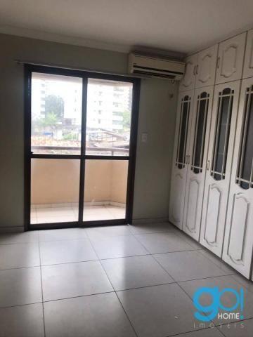 Apartamento com 3 dormitórios à venda, 140 m² por R$ 550.000,00 - Batista Campos - Belém/P - Foto 4