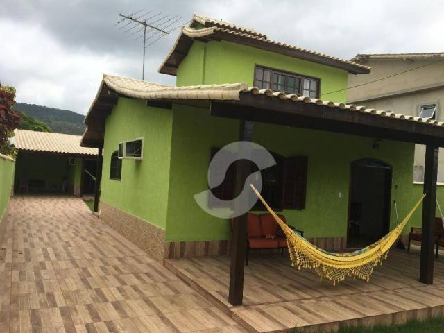 Casa com 3 dormitórios à venda por R$ 400.000,00 - Jacaroá - Maricá/RJ - Foto 5