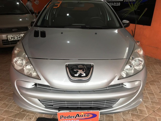Peugeot 207 1.4 xr passion 8v flex 4p manual com gnv - Foto 6