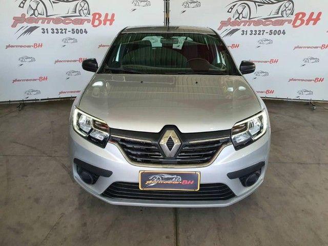Renault Sandero LIFE FLEX 1.0 12V 5P MEC. 2020 - Foto 2