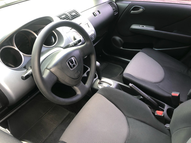 Honda / Fit 1.5 Ex 2007 Completo + Automático 26.900 - Foto 5
