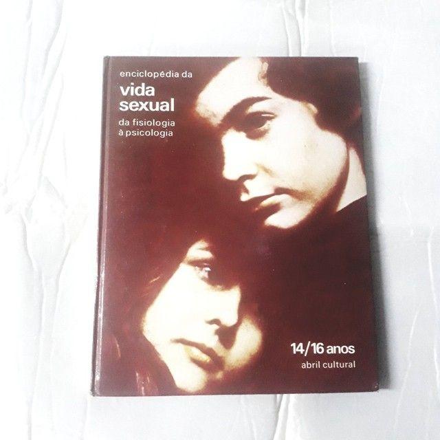 """Coleção """" Enciclopédia da vida Sexual"""""""