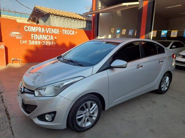 Hb20S 2014 AUTOMÁTICO COM 81mil km; modelo premium - Foto 5