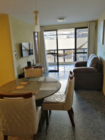 Apartamento/flat,tudo renovado,entre av. beira mar e av. aboliçao, em posiçao privilegiada - Foto 3