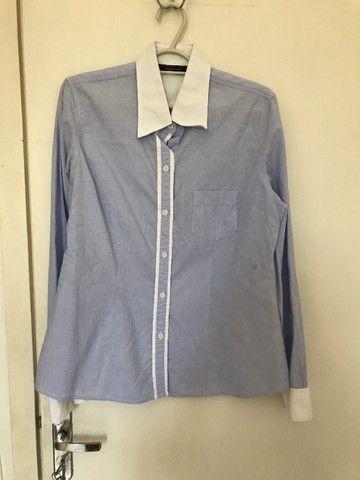 blusas feminina social - Foto 4