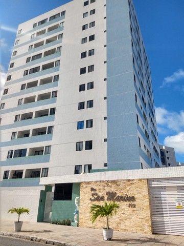Apartamento no Bancários 02 quartos com elevador e piscina