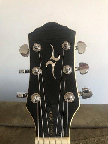Guitarra Semi acústica Tagima - Foto 3
