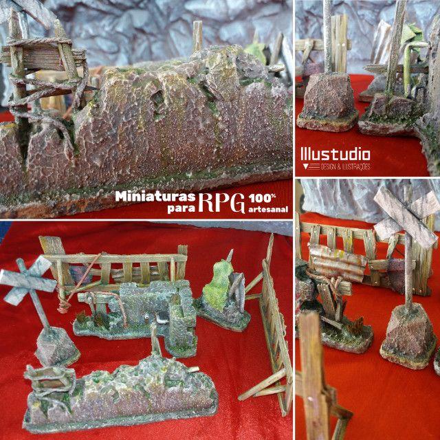 Miniaturas para RPG 100% Artesanal - Foto 6