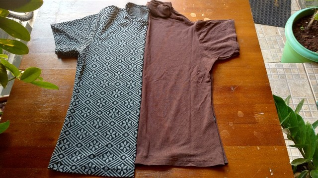 Blusas em malha - Tamanho P - Foto 5