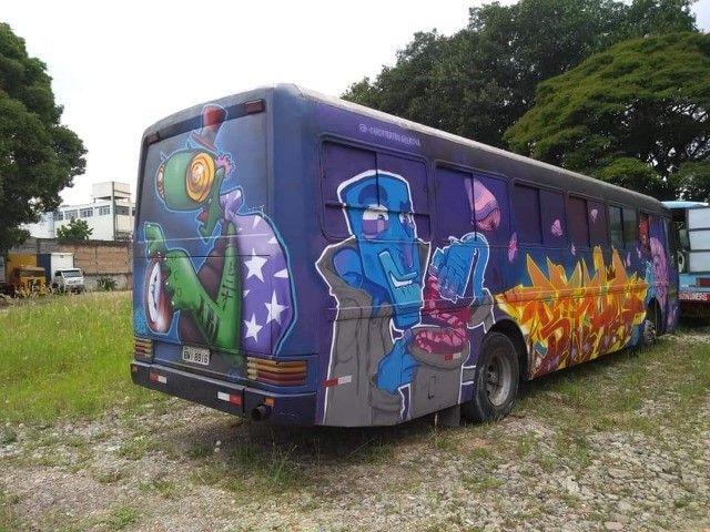 Motorhome - Troco por pickup - Foto 8