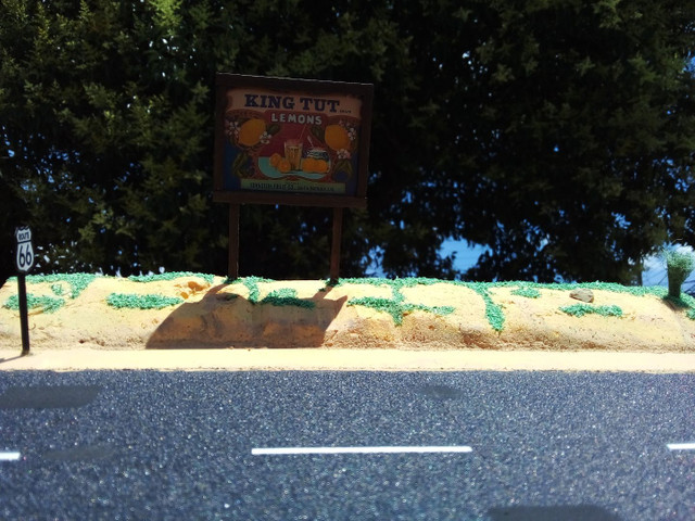 Diorama escala 1.64 estrada! - Foto 3