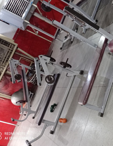 Equipamentos de Musculação - Foto 6