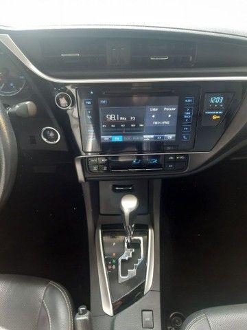 Corolla Xei Aut 2019 Ent 24 Mil + Parc de 1.916,56 - Foto 7
