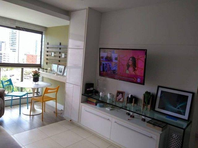 Apartamento para venda com 82 metros quadrados com 3 quartos em Casa Forte - Recife - PE - Foto 5