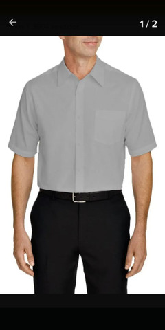 7 Camisas social Mangas curtas e longas - Foto 2