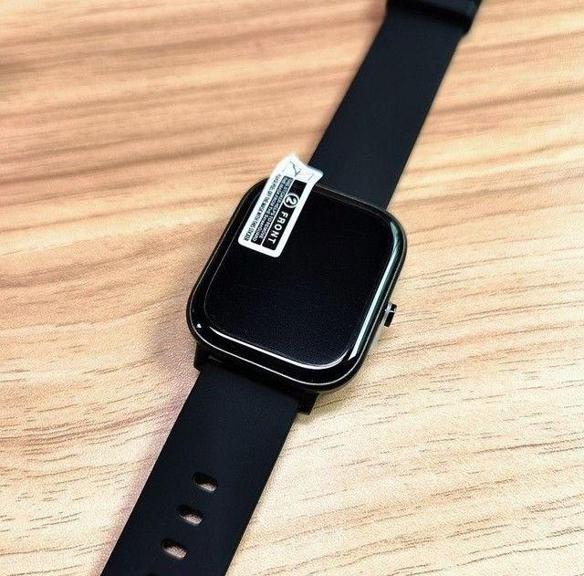 Smartwatch Colmi P8 - novo lacrado, original - Foto 3
