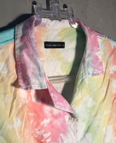 Blusa Tie Dye - Foto 4