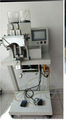 Maquina industrial  para fixar Perola ..  - Foto 2