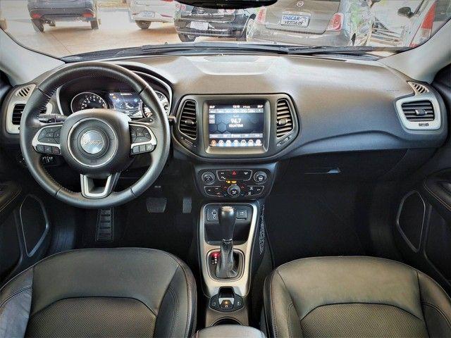 COMPASS 2019/2020 2.0 16V FLEX LONGITUDE AUTOMÁTICO - Foto 9