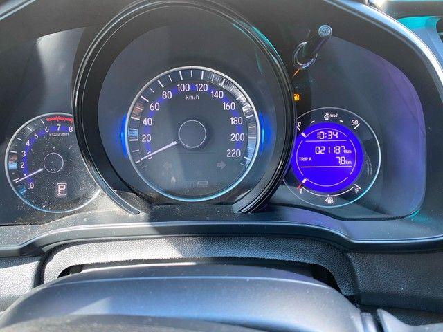 Honda Fit 2018  apenas:21187 km ,impecavel - Foto 7