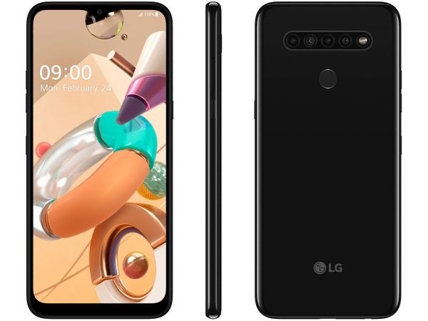 LG K41s 32gb e 3gb RAM novo lacrado na caixa aceito cartão com garantia e nota fiscal  - Foto 2