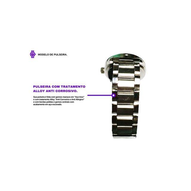 Relógio Masculino Toyota - Foto 4