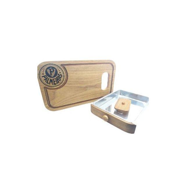 Tabuas churrasco personalizadas com gaveta  - Foto 6