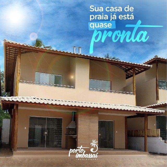 Vendo Casas duplex em Imbassaí