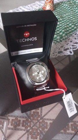 Vendo relógio Tchnos  - Foto 2