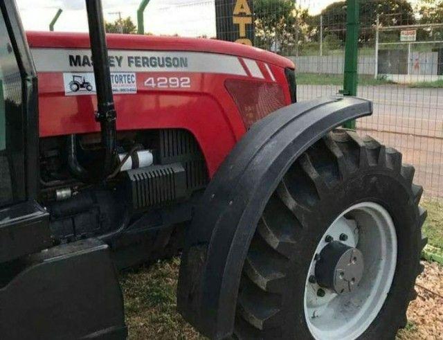 Trator Massey Ferguson 2011 - Foto 3