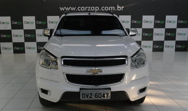 CHEVROLET S10 2013/2013 2.4 MPFI LTZ 4X4 CD 8V FLEX 4P MANUAL