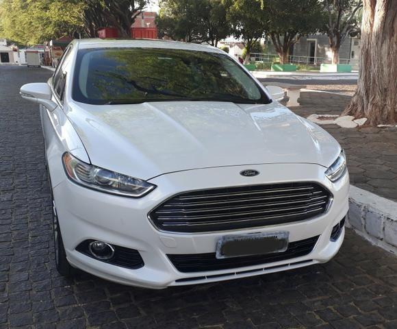 Ford Fusion Titanium Ecoboost fwd