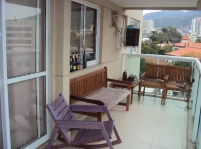 Apartamento Tijuca - Prédio Novo