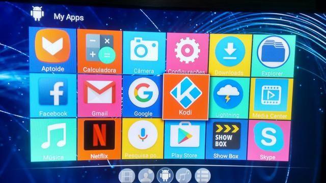 Smart box android frete grátis peça ja o seu !