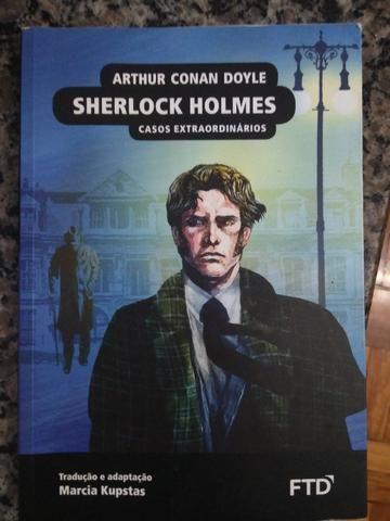 Sherlock Holmes - Casos extraordinários